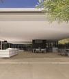 Architectresin newyorksand 80x80 nat amb esterno bianco