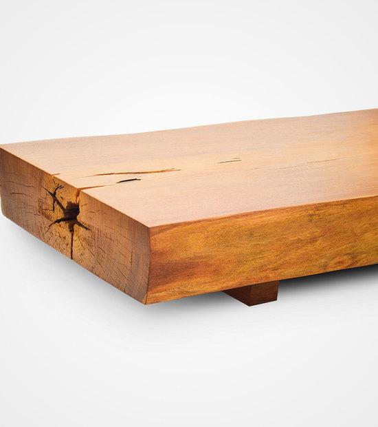 Organic Vinhatico Slab Table