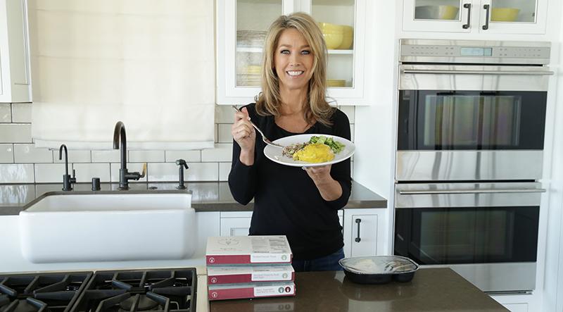 Denise Austin BistroMD meal delivery