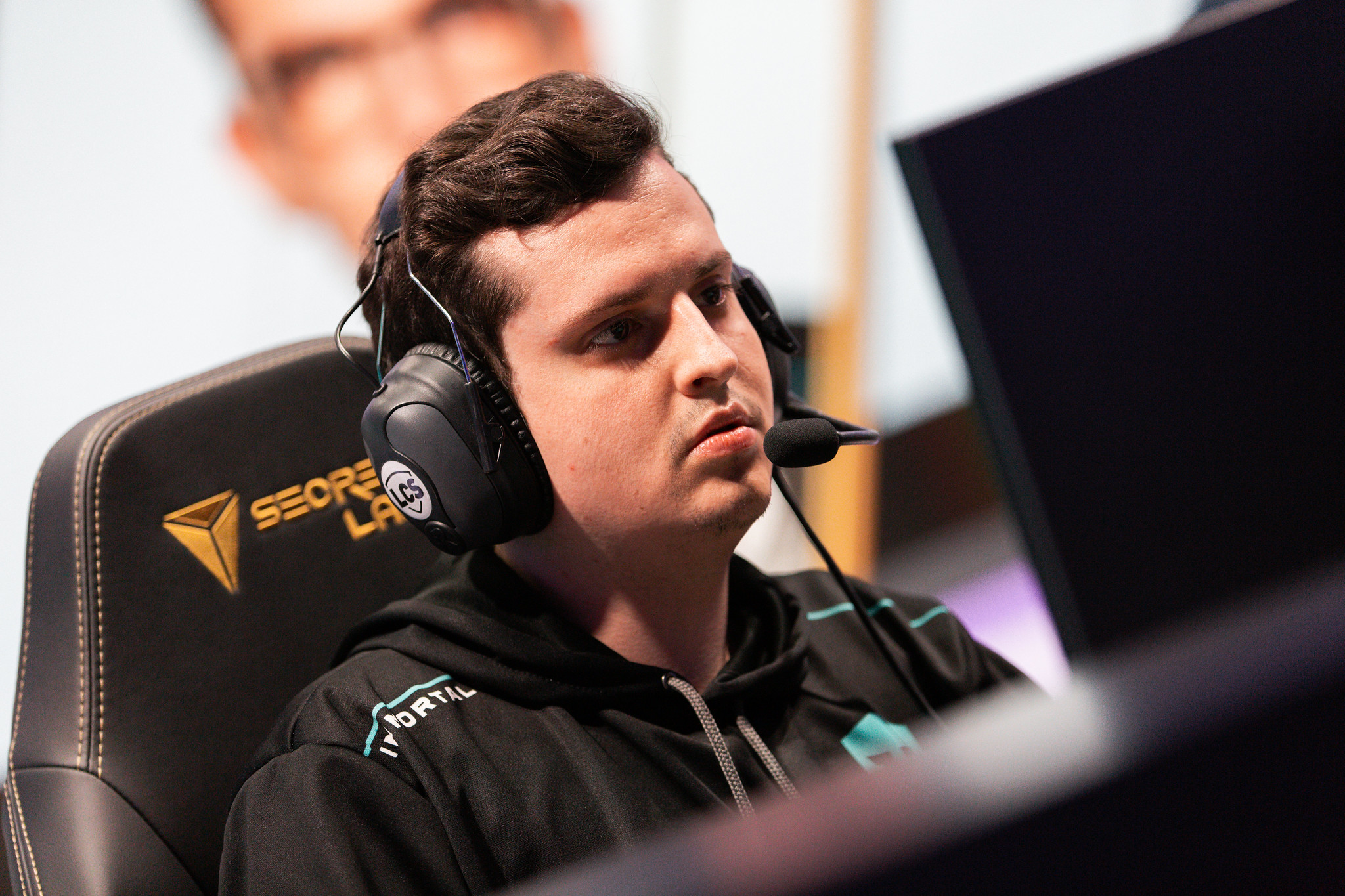 sOAZ playing for League team Immortals in LCS Spring 2020