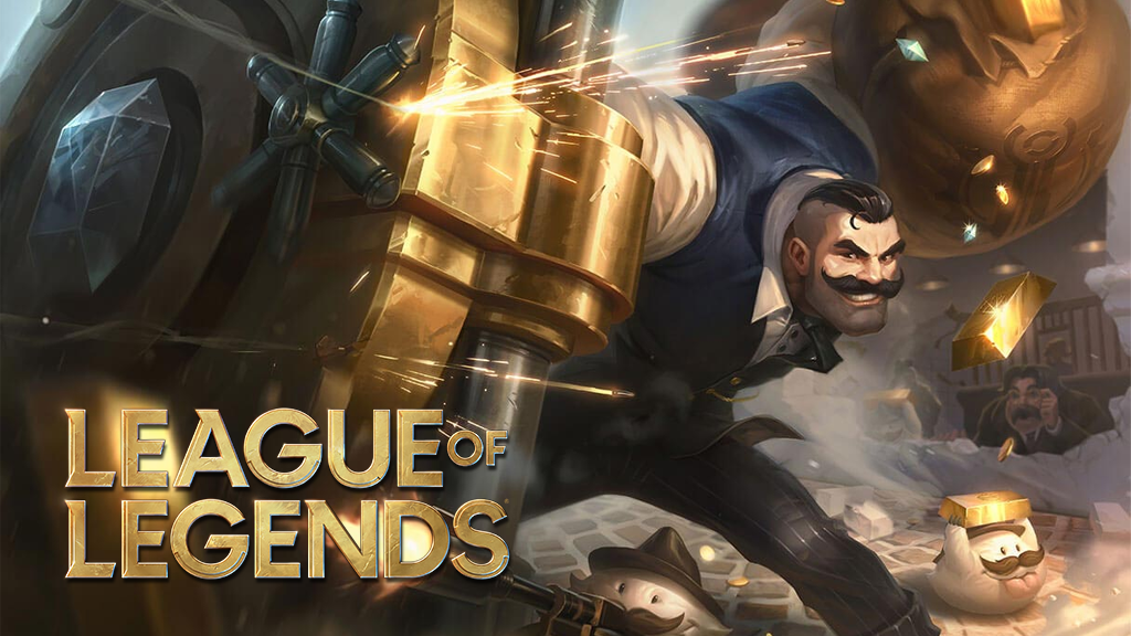 Mafia Braum in League of Legends