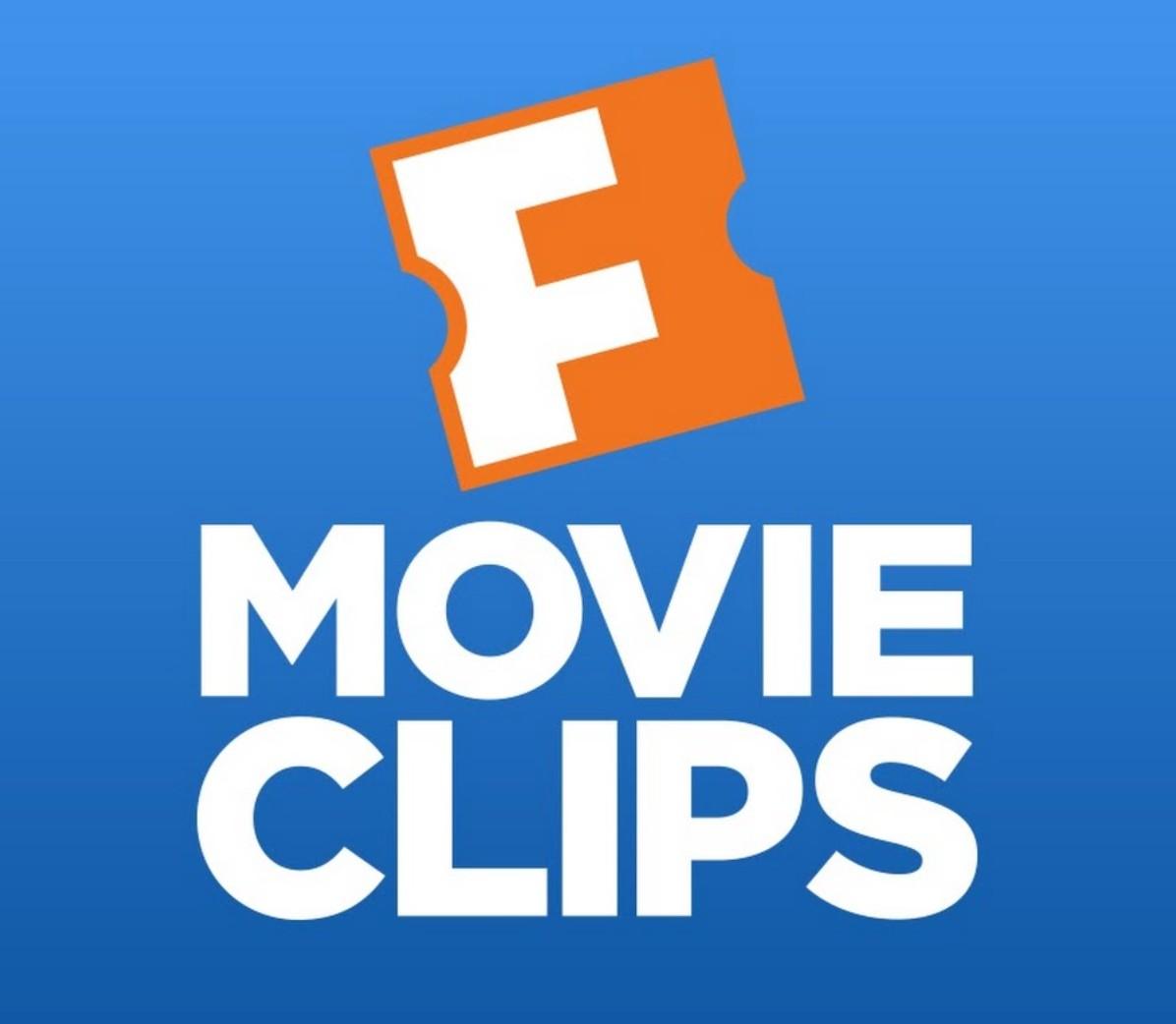 Movie Clips Logo