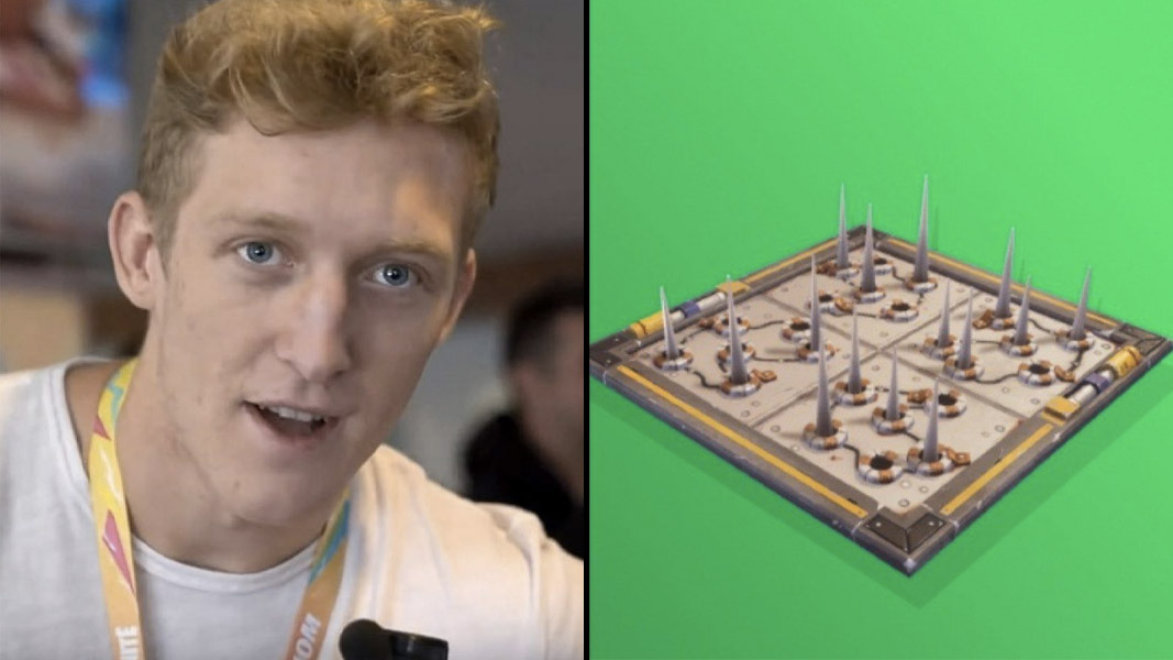 Tfue/Epic Games