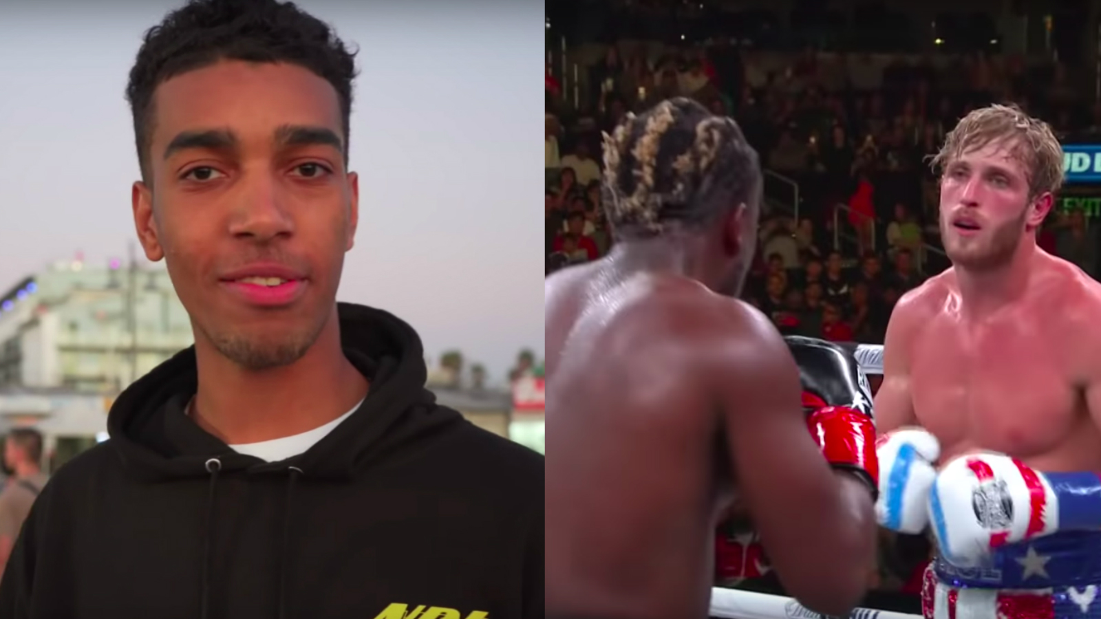 Niko Omilana/Sky Sports Boxing
