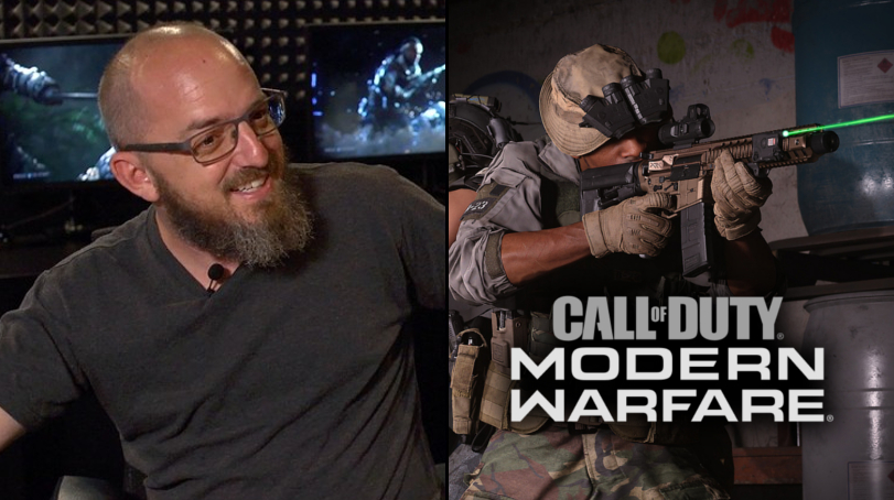 GameInformer - YouTube / Infinity Ward
