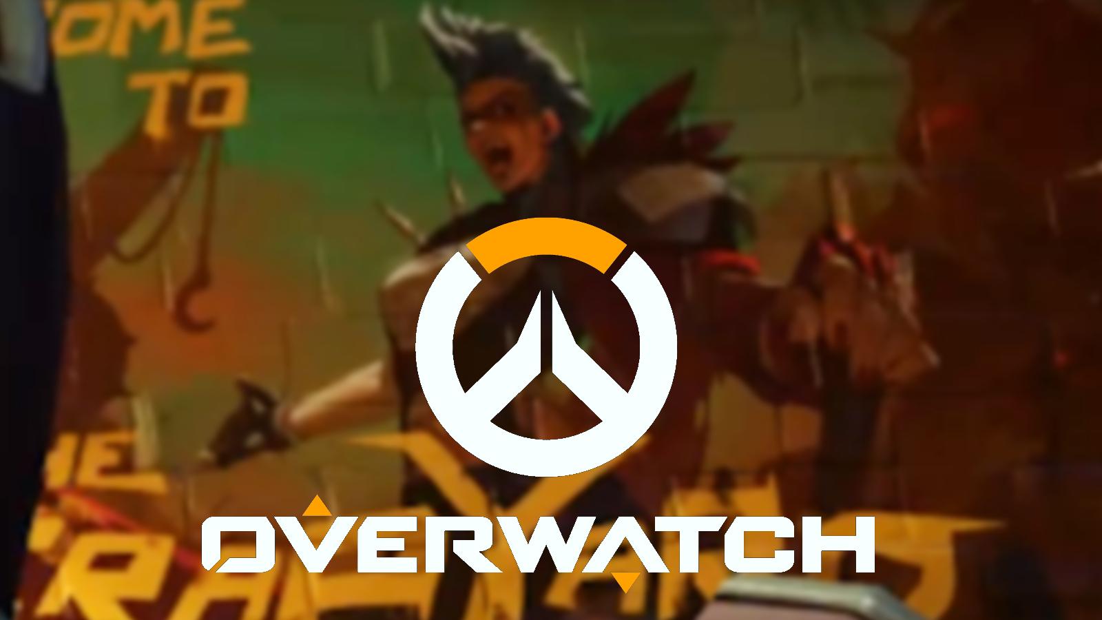 Overwatch 2 Junker Queen
