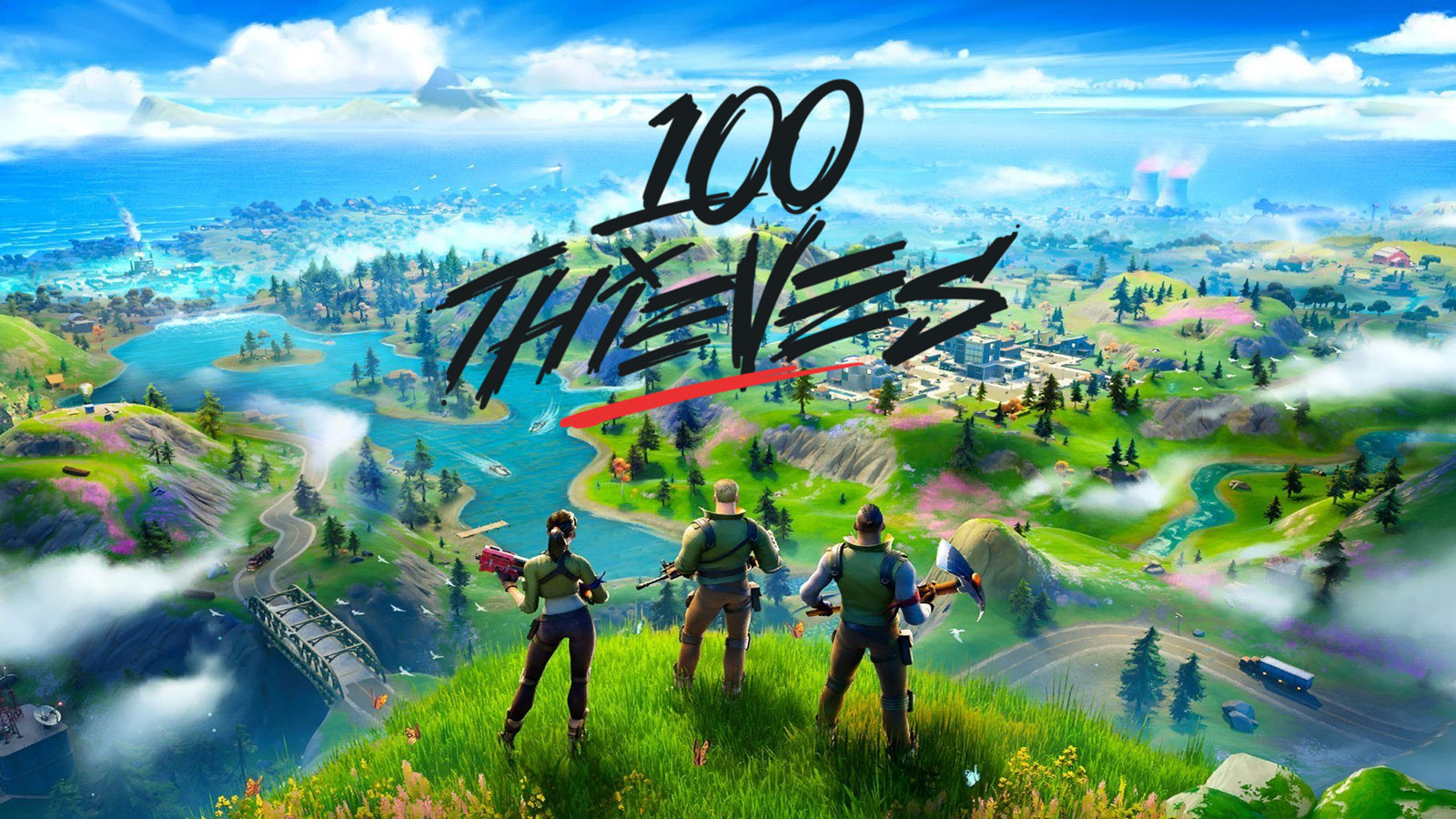 Epic Games / 100 Thieves