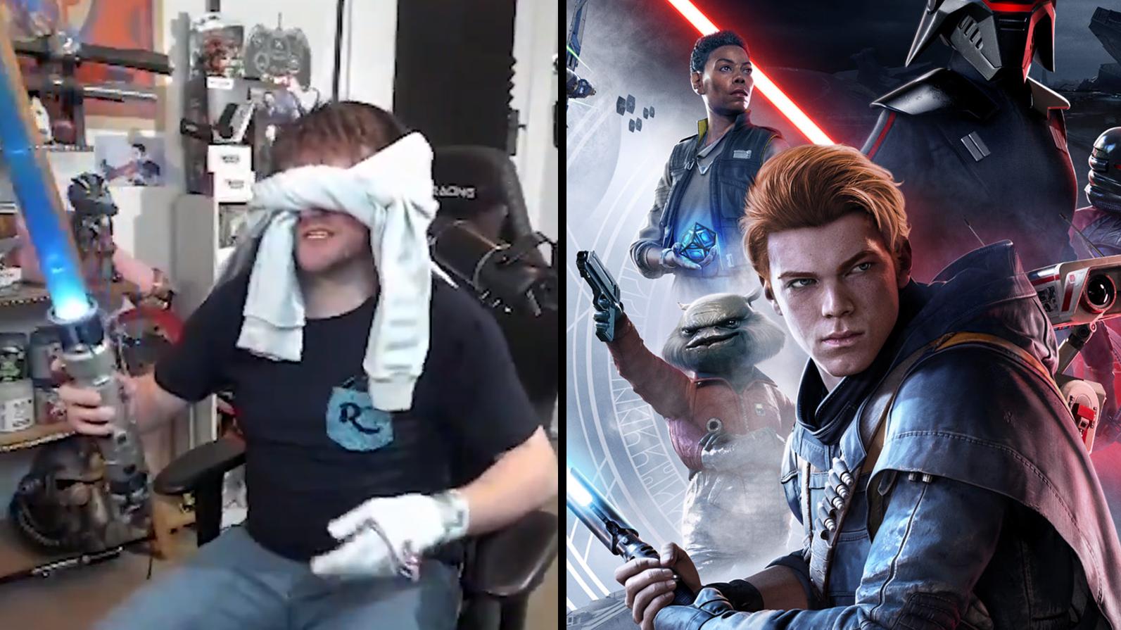 Twitch - Rudeism / Respawn Entertainment - Star Wars Jedi: Fallen Order