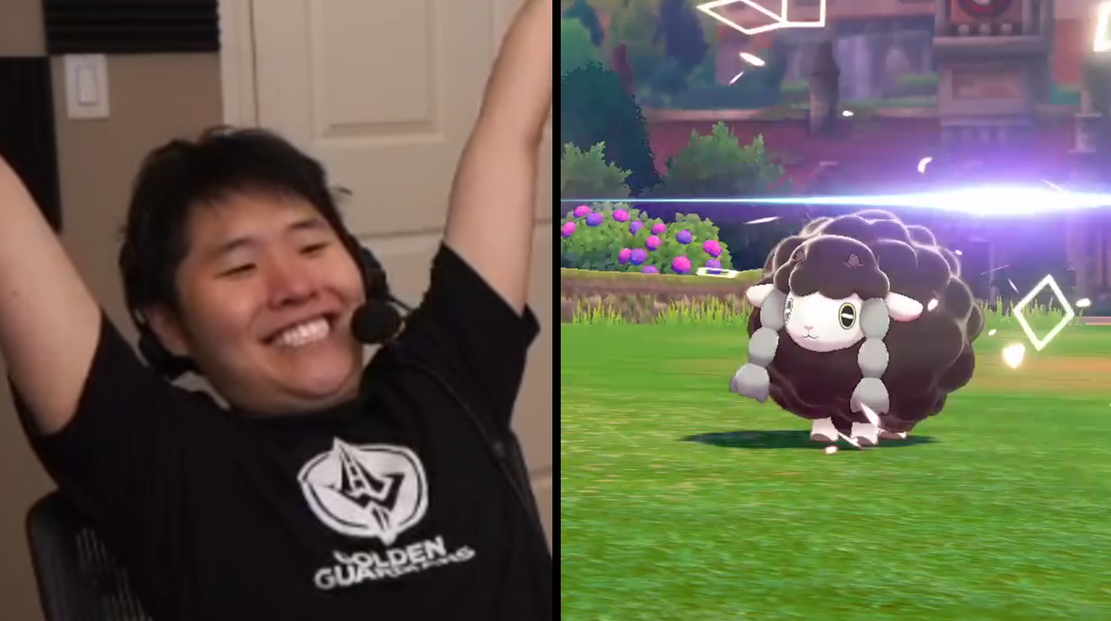 Twitch: DisguisedToast / Pokemon Sword and Shield