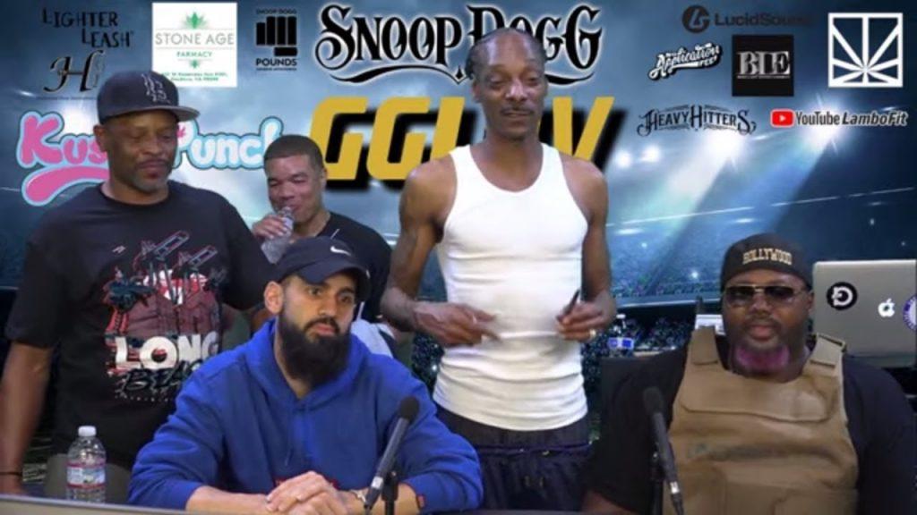 SnoopDoggTV/YouTube