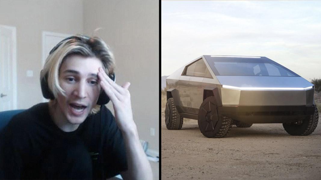 xQc/Tesla