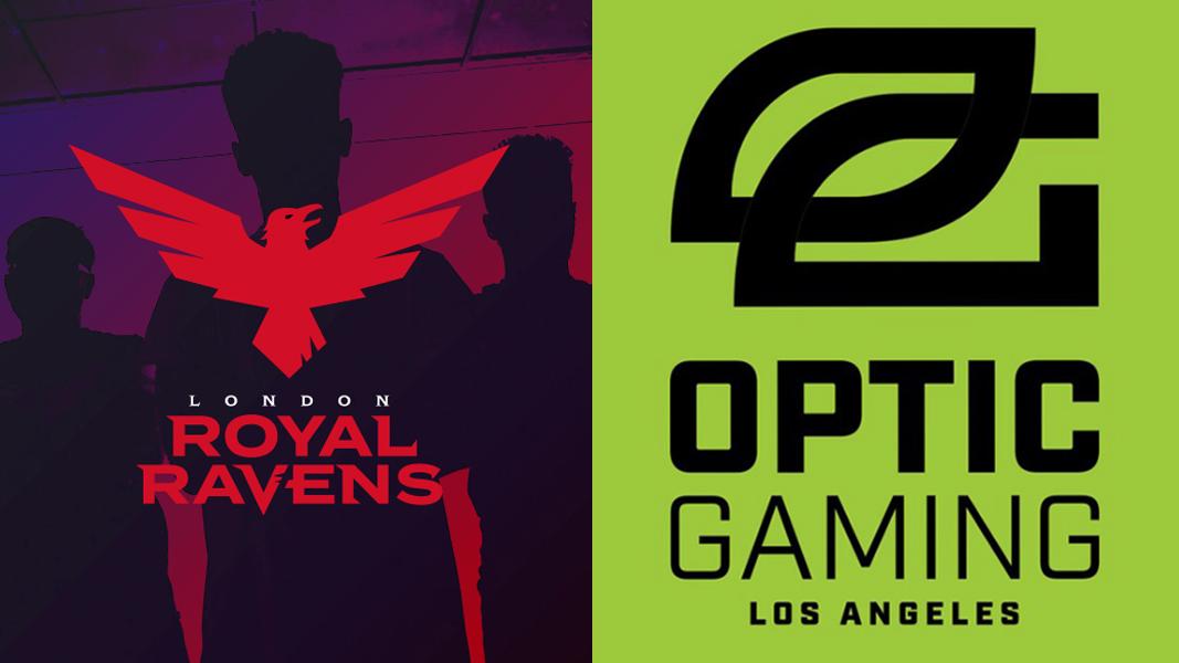 London Royal Ravens/OpTic Gaming
