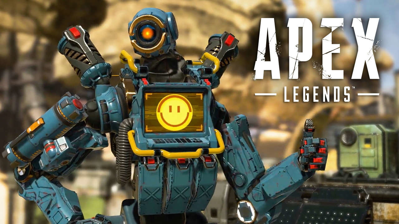 Pathfinder in Apex Legends