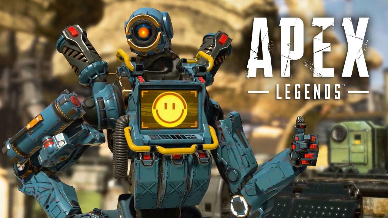 Pathfinder in Apex Legends