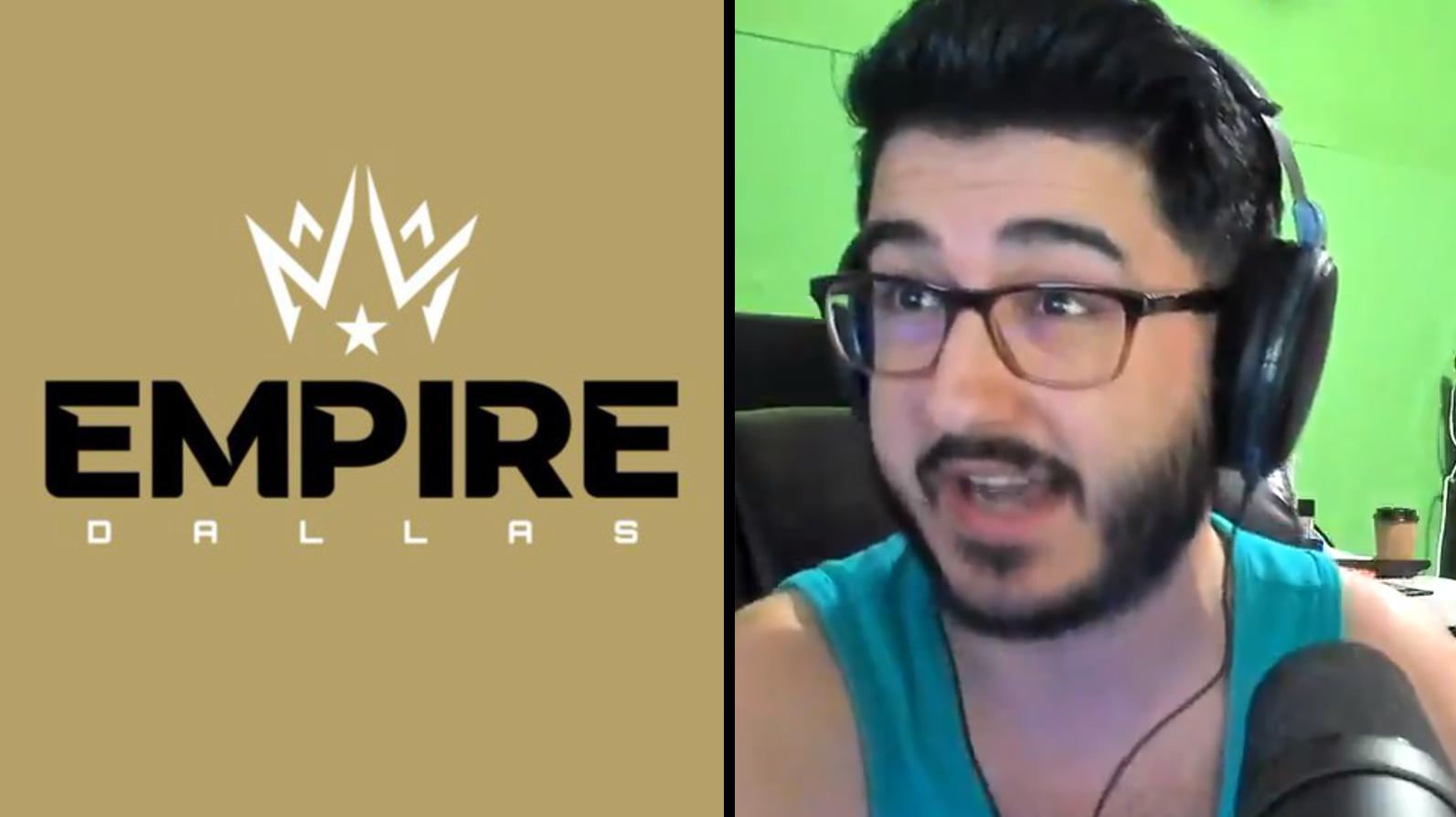 Dallas Empire / Twitch: MuTeX