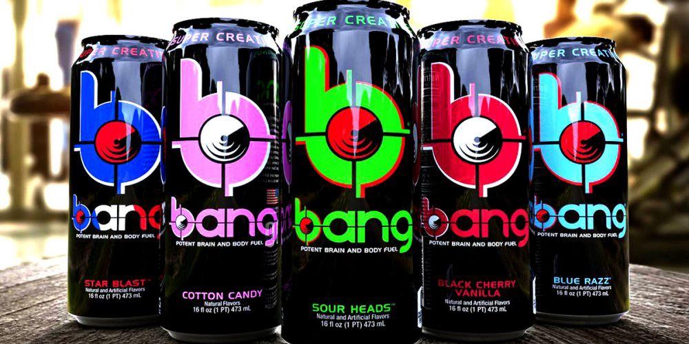 Bang Energy / Vlogmail