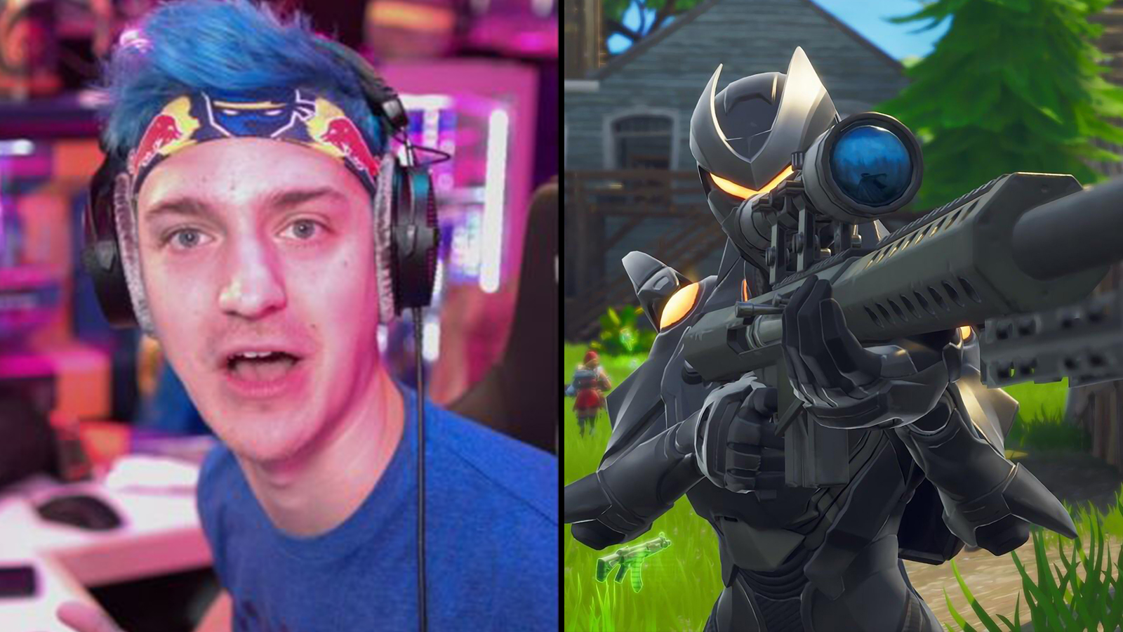 Mixer: Ninja / Epic Games