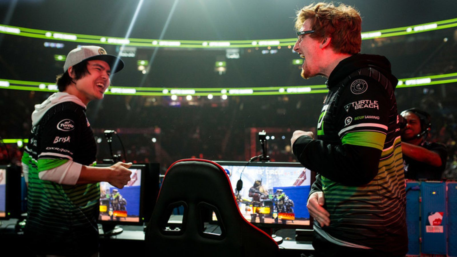 T2P Call of Duty duo Scump and Formal