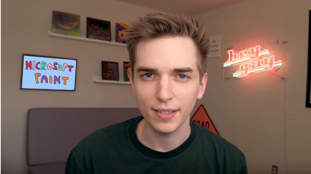 Drew Gooden, YouTube
