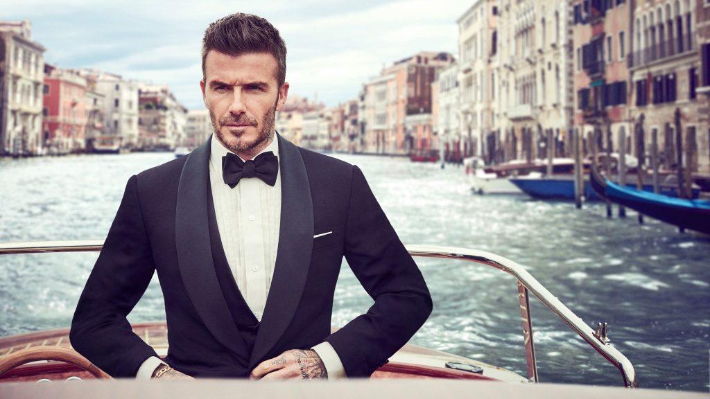 Facebook: David Beckham