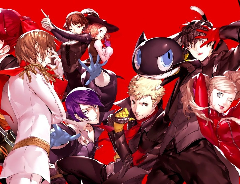 Atlus - Persona 5