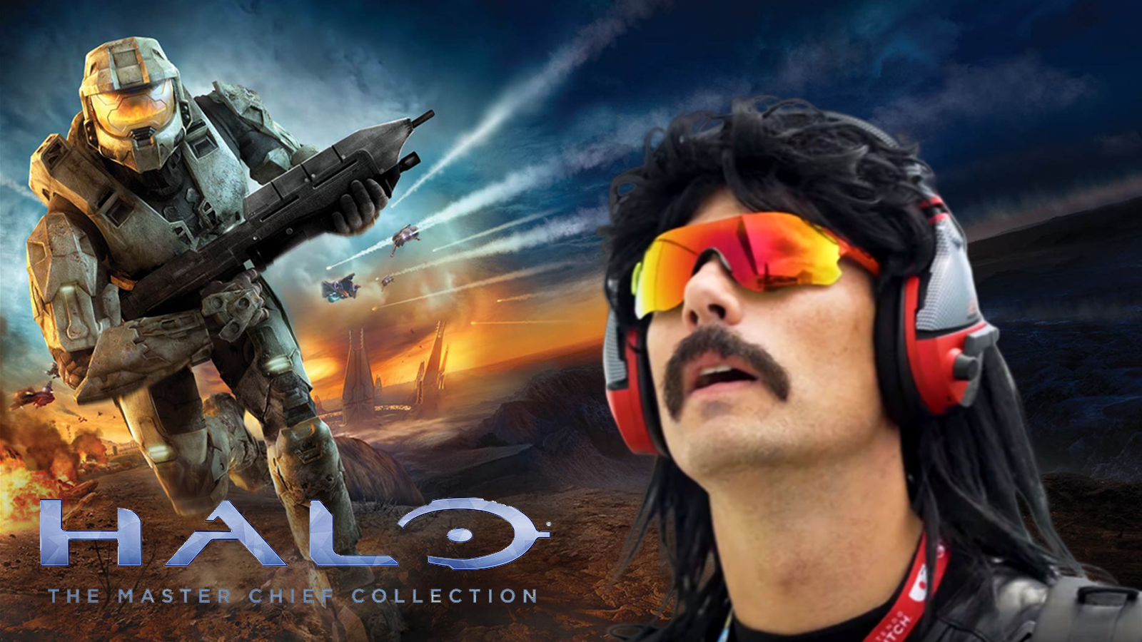 343 Industries / Twitter: Dr Disrespect