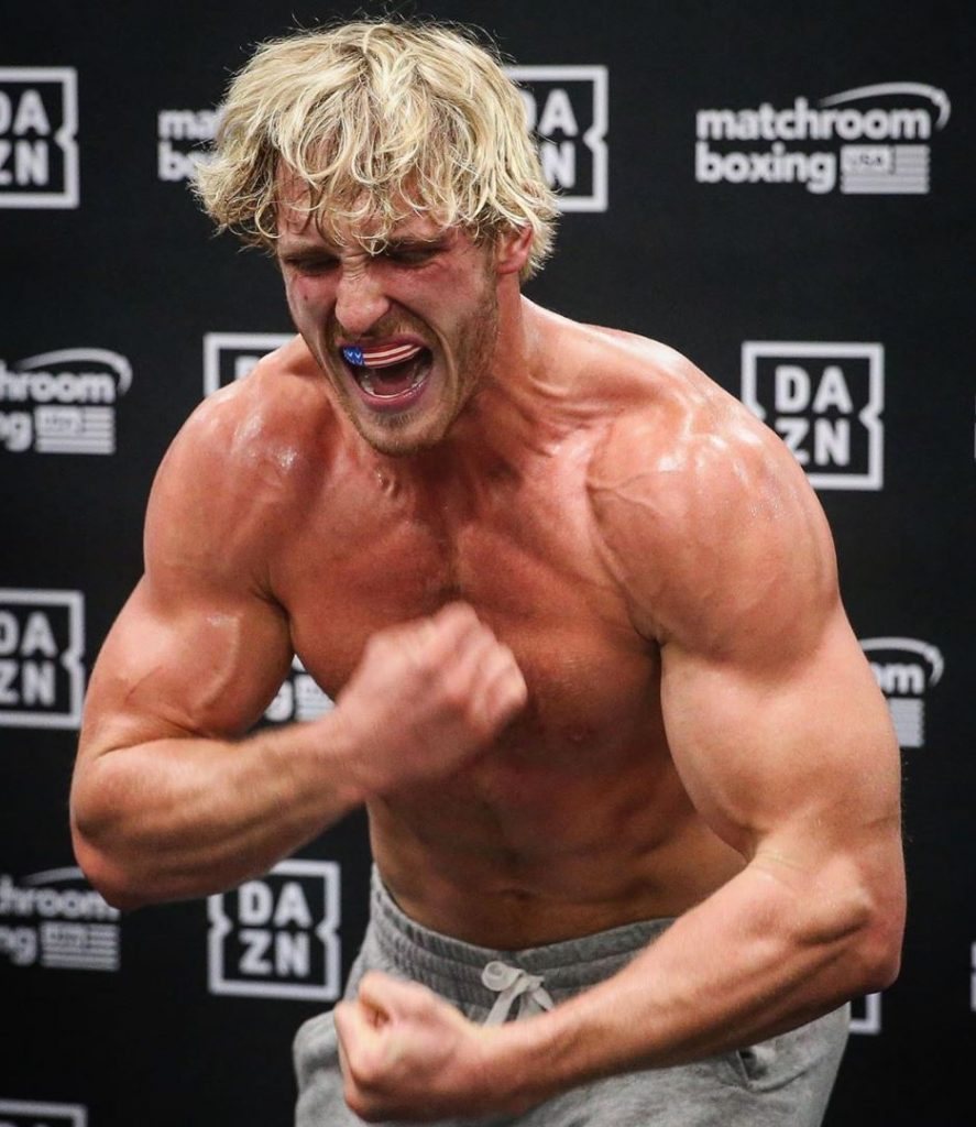 Logan Paul, Instagram