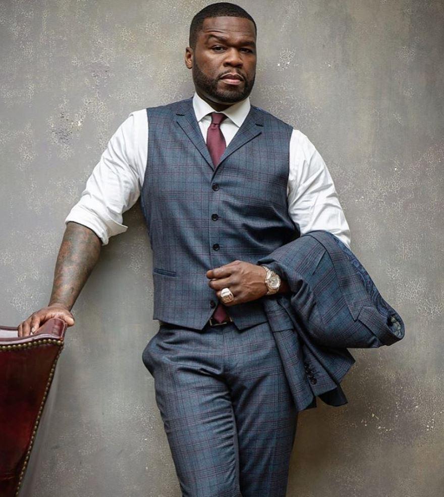 50 Cent, Instagram
