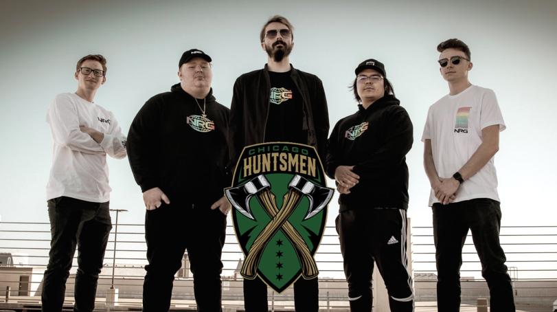 Chicago Huntsmen - Twitter