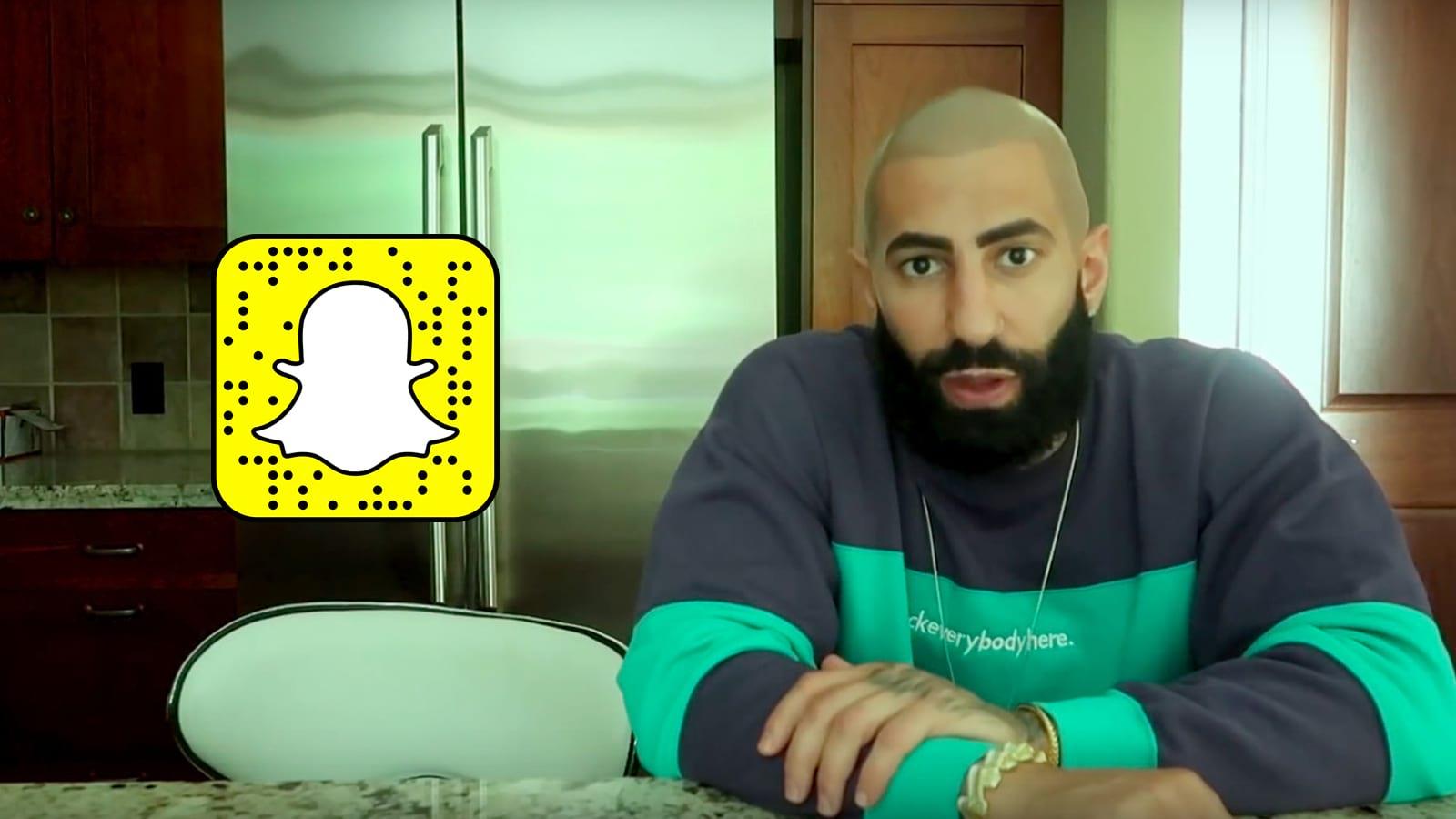 FouseyTUBE / Snapchat