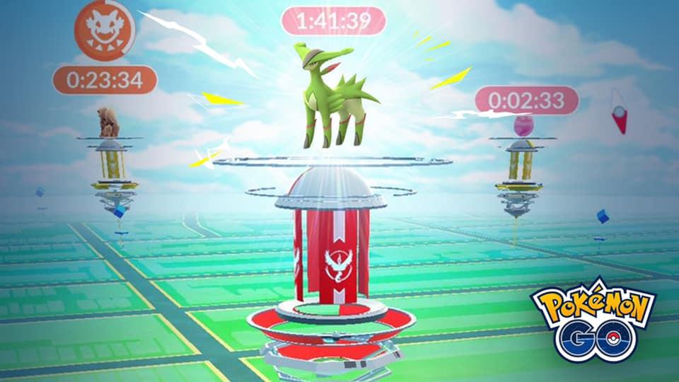 Background: Pokemon Go Hub