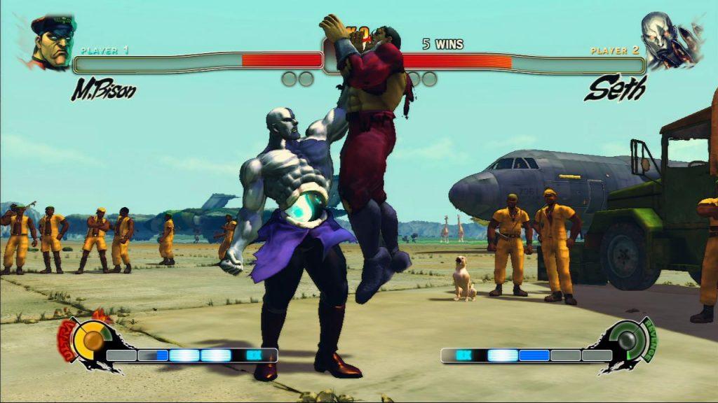 Capcom - Street Fighter IV