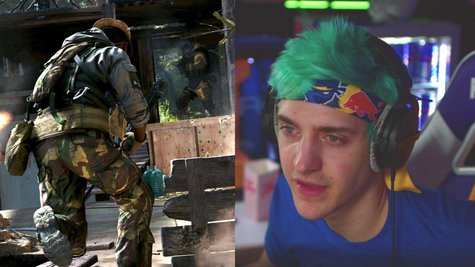 Activision, Mixer: Ninja