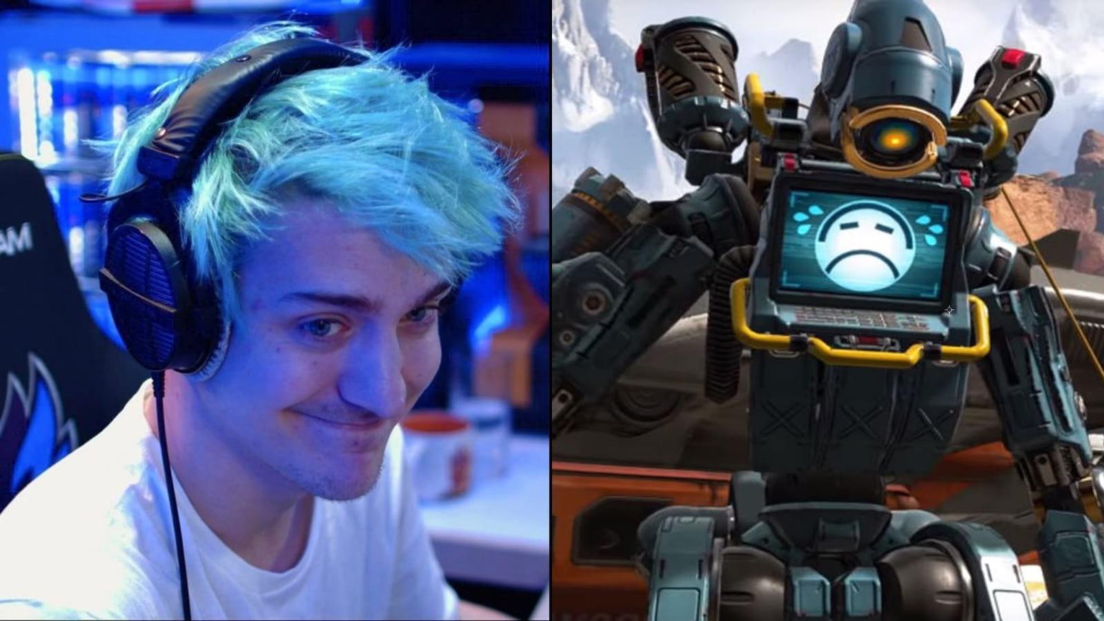 L: Ninja R: EA