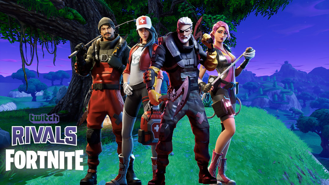 Epic Games/Twitch