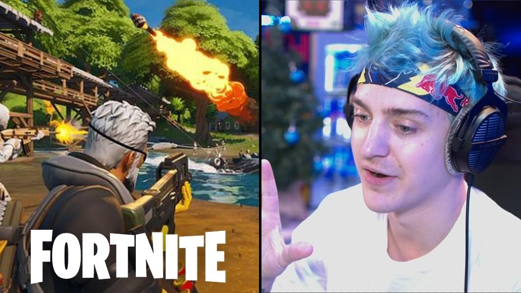 Epic Games / Ninja