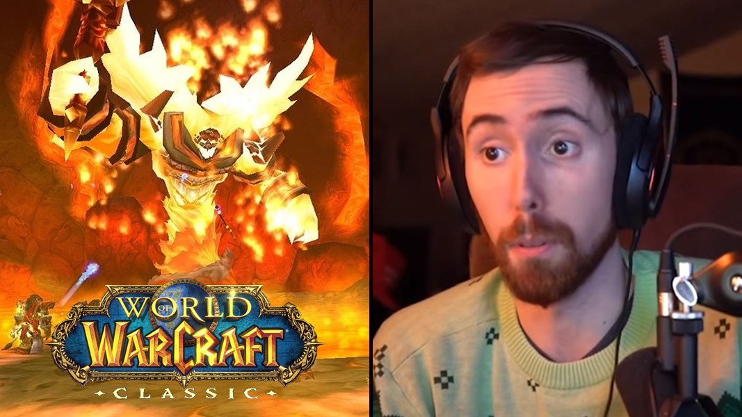 Blizzard / Asmongold twitch