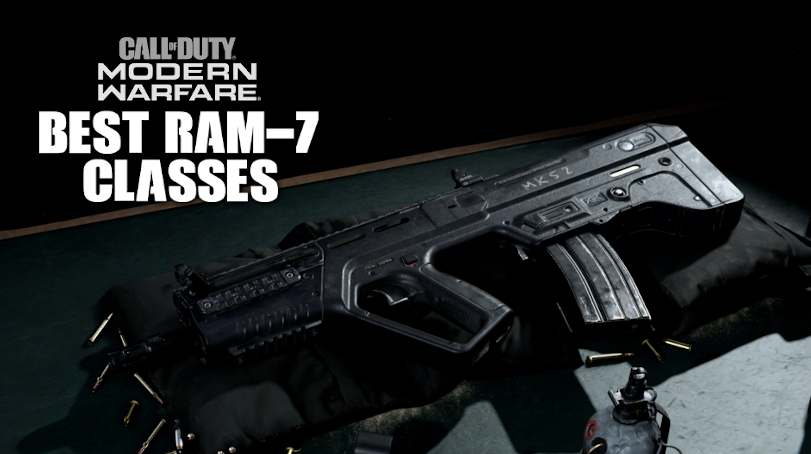 5 Best Ram 7 Classes Attachments In Modern Warfare For All Play Styles Dexerto