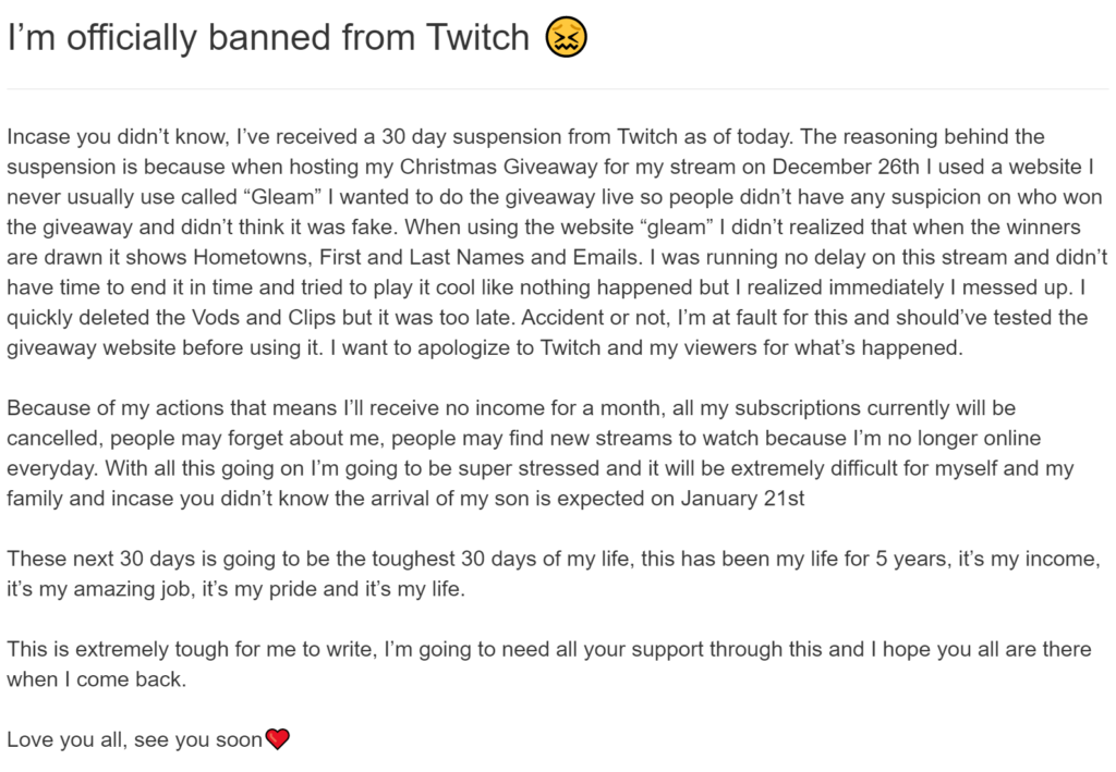 Twitter: XposedTwitch