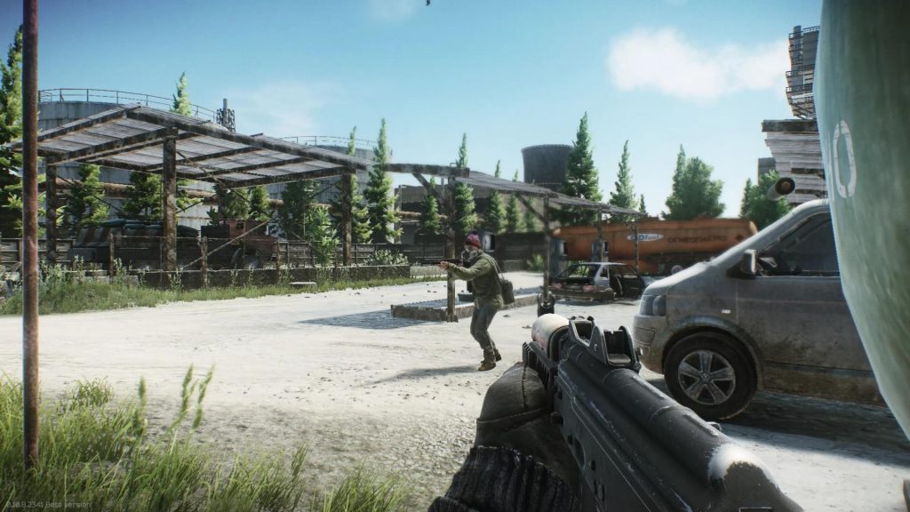 Battlestate Games - Escape from Tarkov