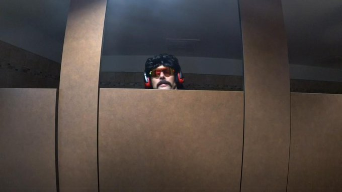 Dr Disrespect- Twitch