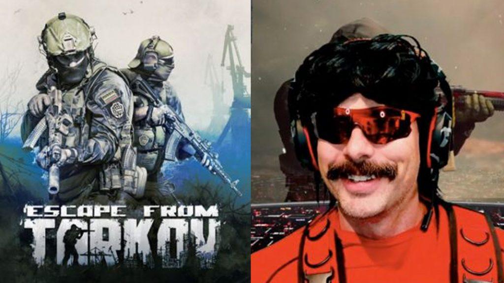 Battlestate Games/Twitch: DrDisrespect