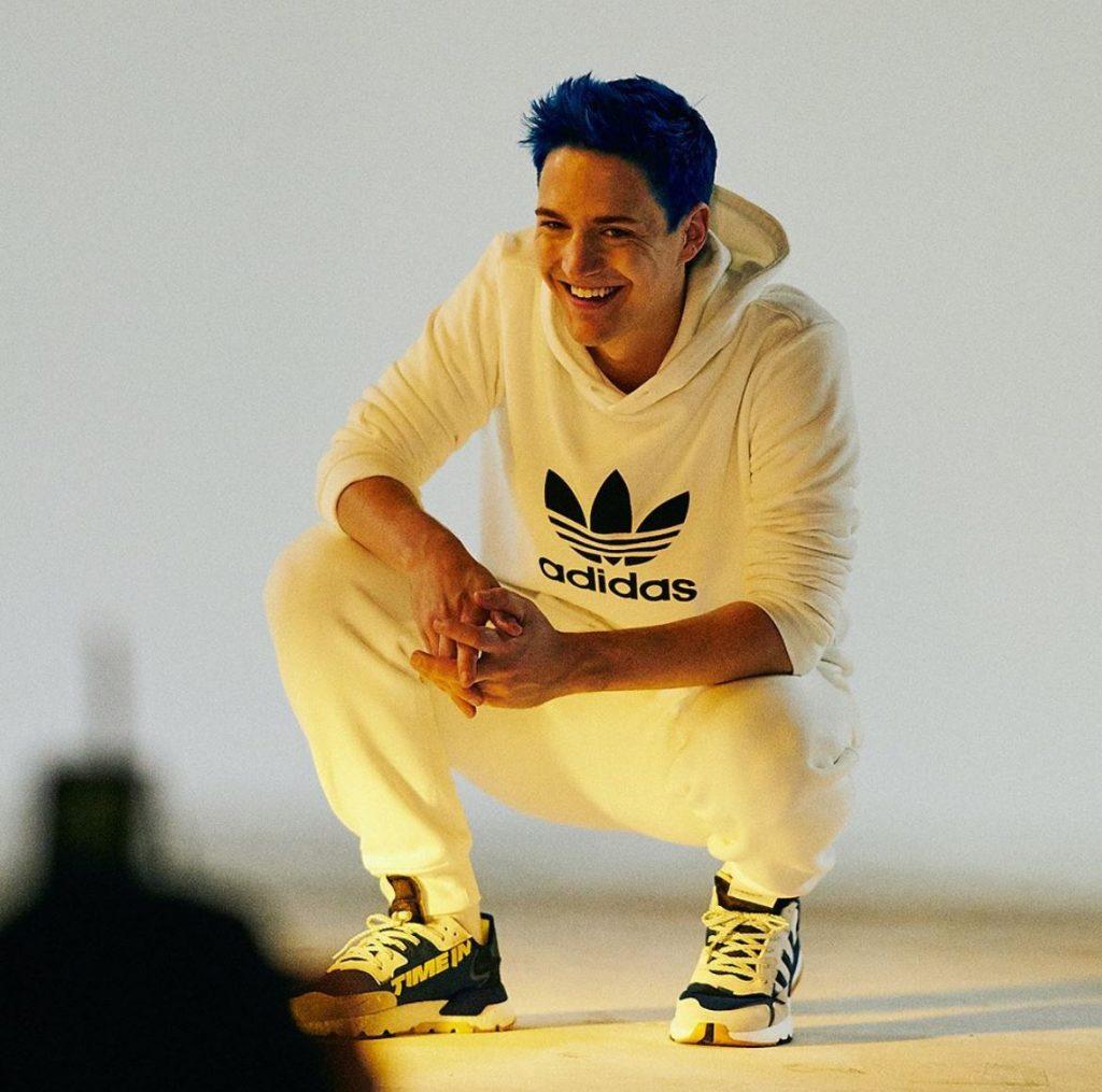 Ninja, Adidas - Instagram