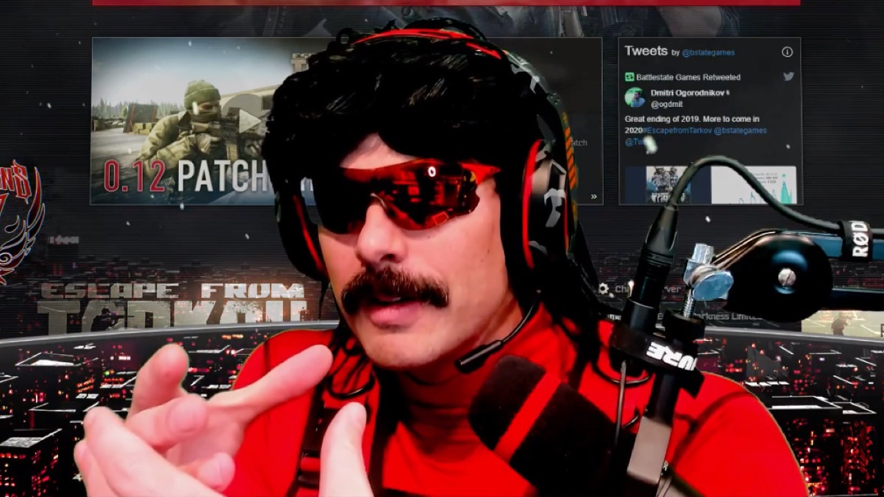 Dr Disrespect/Twitch