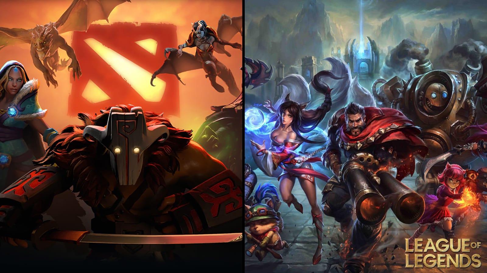 Valve / Riot Games