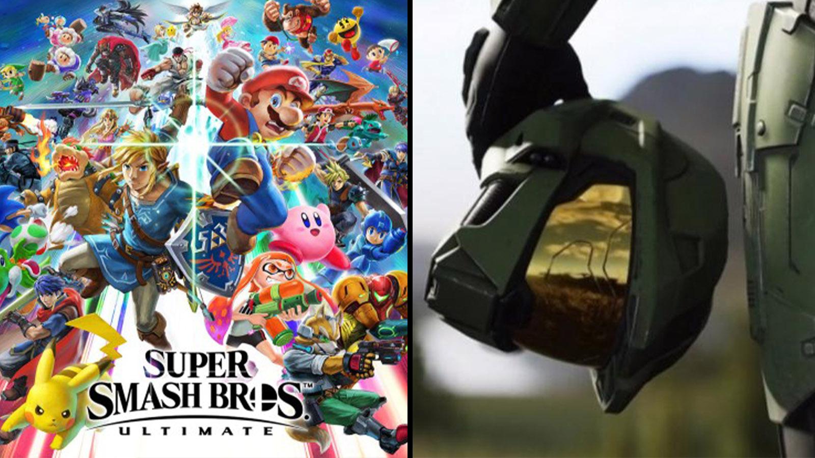 L: Nintendo R: Microsoft
