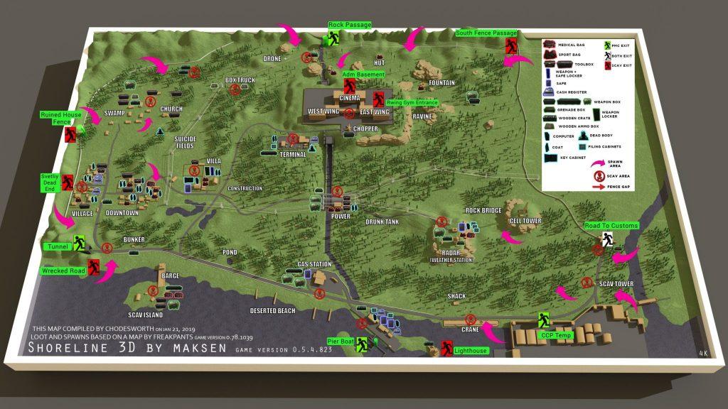 Battlestate games / Maksen