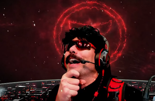 Dr Disrespect/YouTube