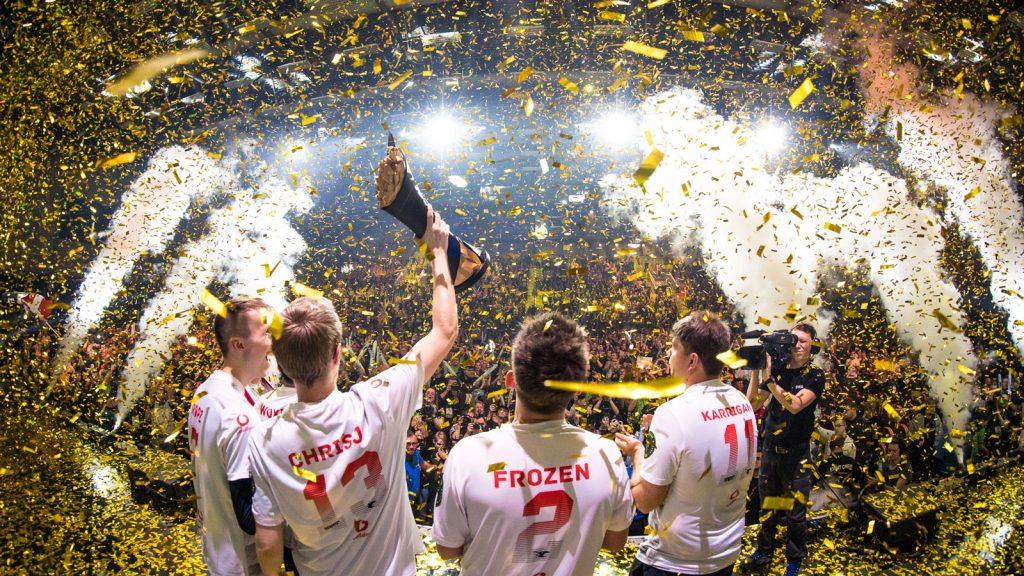 mousesports ESL Pro League season 10 finals