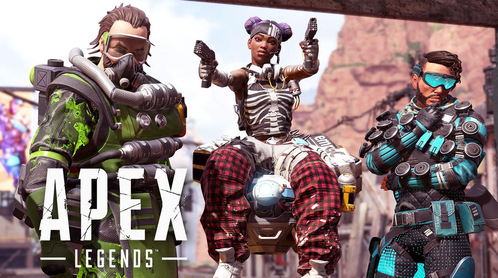 Respawn Entertainment - Apex Legends